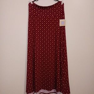 ✨NWT✨ Lularoe Maxi Skirt Sz L